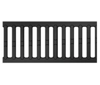 Решетка чугун ACO Hexaline, 0.5 м (B125), арт.2711