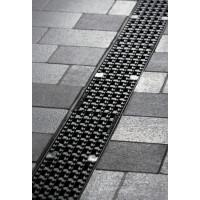 Решетка продольно-поперечная V100 чугун, l=50cm, С250