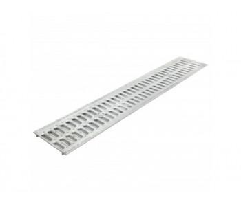 Решетка штампованная оцинкованная DN150 A15