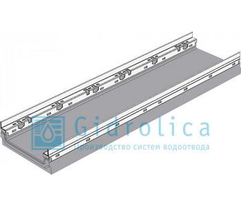Лоток водоотводный бетонный коробчатый (СО-200мм)  КП 100.26,3(20).10(6,5) - BGF-Z