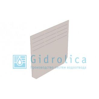Заглушка торцевая стальная (СО - 500мм) ЗТ 50 - 64. 61. 0,2