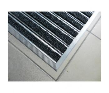 Алюминиевое обрамление для придверных решеток Gidrolica Step