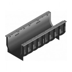 Каналы RECYFIX STANDARD 300 из полиэтилена высокой плотности PE-PP
