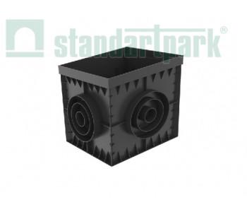 Дождеприемник PolyMax Basic ДП-30.30 пластиковый 8370 арт.8370
