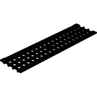Водоотводная решетка Gidrolica standart ячеистая чугунная рв-10.13,6.50 вч арт.507