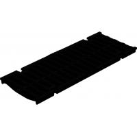 Ливневая решетка гидролика супер рв-15.19.50 щелевая чугунная вч арт.50159D