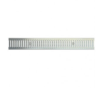 Дренажная решетка решетка стальная щелевая оцинкованная арт.31041А