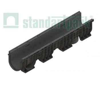 Лоток водоотводный PolyMax Basic ЛВ-15.21.20-ПП 8240-М арт.8240-М
