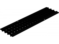 Ячеистая пластиковая дренажная решетка гидролика стандарт рв-10.13,6.50 арт.504