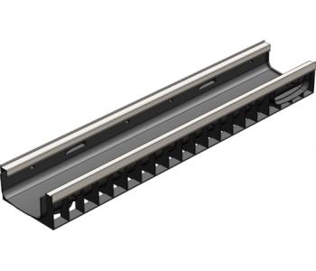 Поверхностный пластиковый лоток Gidrolica standart plus лв-15.19,6.10 усиленный арт.8154