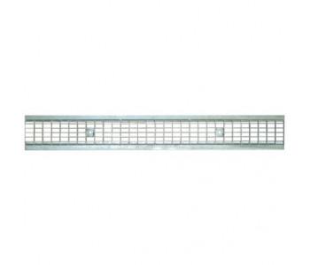 Дождеприемная решетка стальная ячеистая оцинкованная арт.31031В
