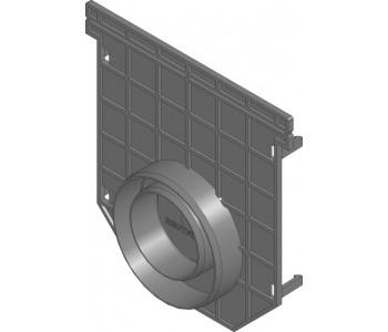 Торцевая заглушка для RECYFIX PRO, тип 01 арт.48691