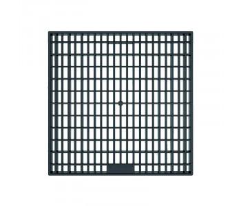 Водоприемная решетка пластиковая ячеистая арт.31851
