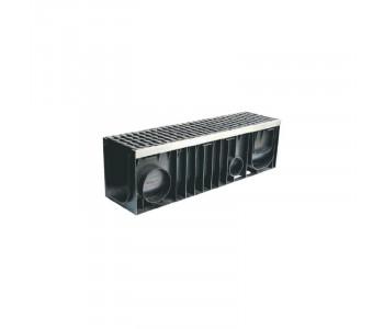Дренажный лоток PROFI PLASTIK (комплект. класс нагрузки Е600) арт.1201