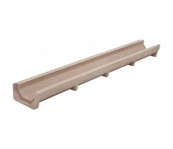 Водоотводный полимерпесчаный канал Gidrolica polysand лв-10.14.07 арт.701