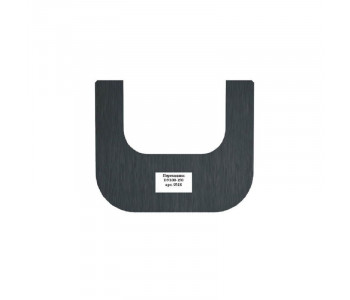 Переходник пластиковый NORMA PLASTIK H80-H185 арт.9318