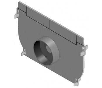 Торцевая заглушка для RECYFIX STANDARD арт.40692