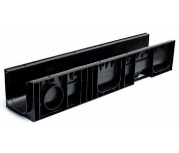 Поверхностный ливневый канал пластиковый H185 DN150 арт.82150