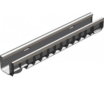 Поверхностный канал Gidrolica standart plus лв-10.14,5.12 арт.8014