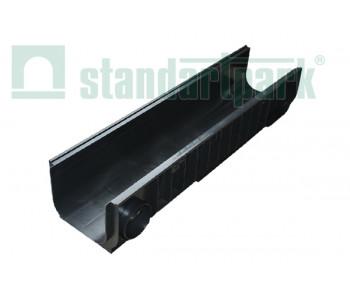 Лоток водоотводный PolyMax Basic ЛВ-20.26.20-ПП пластиковый 8540-М арт.8540-М