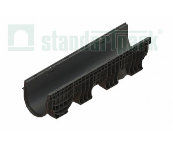 Лоток водоотводный ЛВ-20.26.30-ПП пластиковый 8560 арт.8560