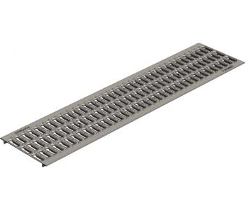 Ливневая решетка Gidrolica standart рв-20.24.100 штампованная стальная оцинкованная арт.528