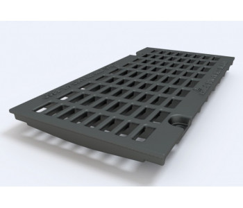 Решетка чугунная для лотка DN 200 С 250 арт.2А995929