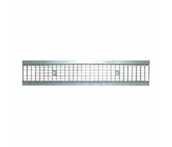 Ливневая решетка стальная ячеистая оцинкованная арт.31531В