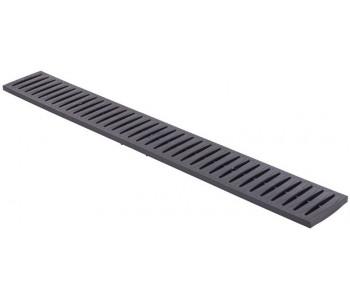 Решетка канала пластиковая Альта-Профиль арт.7120