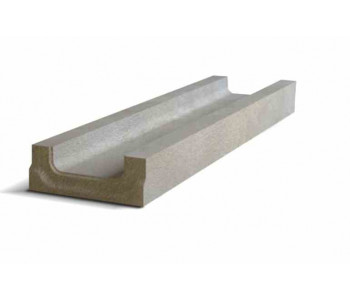 Дренажный канал бетонный NORMA 150 N0/2 тип 2 арт.2015405