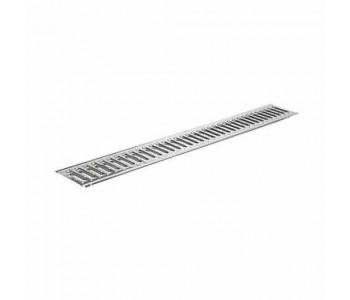 Дождеприемная решетка стальная ячеистая нержавеющая арт.31542А