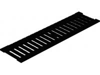 Ливневая решетка щелевая чугунная Gidrolica standart рв-10.13,6.50 арт.506