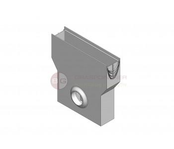 Пескоуловитель композитбетонный Filcoten H500, 500/140/500, с муфтой арт.10310093