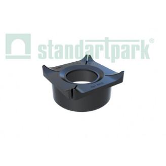 Патрубок Spark ПАЛВ-10.14.07-ПП для лотка водоотводного пластикового 6825 арт.6825