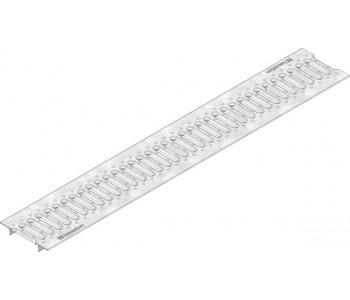 Решетка  щелевая оцинкованная стальная арт.6270