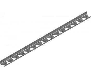 Бордюр LINEFIX STANDARD уголок, черный полиэтилен арт.43110