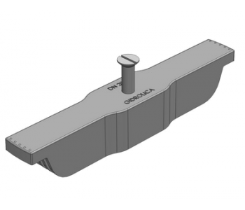 Крепеж Gidrolica для водоотводного лотка пластикового/полимербетонного арт.128