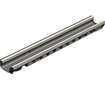 Пластиковый ливневый канал Gidrolica standart plus лв-10.14,5.06  арт.8054