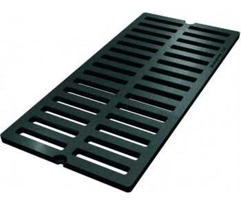 Ливневая водоотводная решетка чугунная AQUA-PROM арт.33573C