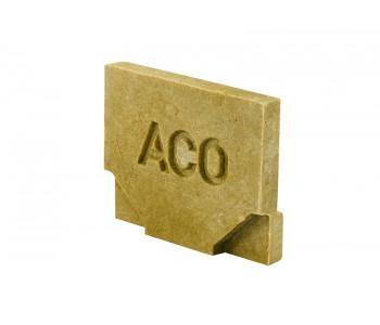 Торцевая заглушка глухая для каналов ACO SELF Euroline Euromini арт.810200