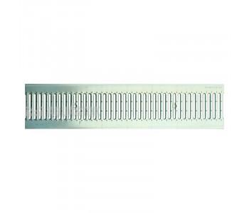 Ливневая решетка стальная оцинкованная  арт.32041A