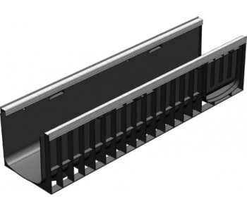 Пластиковый канал Gidrolica standart plus лв-20.24,6.23,5 усиленный арт.8224