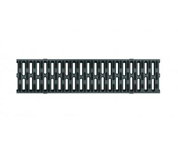 Решетка из пластика с противоскользящим покрытием для каналов ACO SELF 1 м (A15)