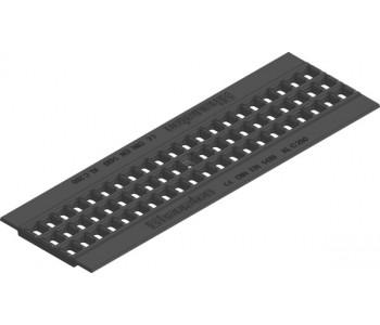 Решетка GUGI ячеистая чугунная (20/30), черная  арт.6267