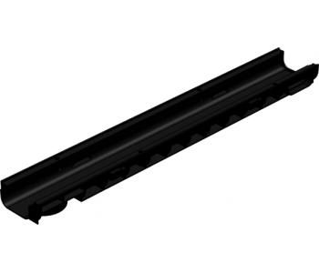 Водоотводный пластиковый канал Gidrolica standart лв -10.14,5.06 арт.805