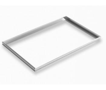 Металлическая рамка для решетки Vario h-2,65 100x50 арт.1997