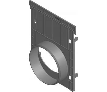 Торцевая заглушка для RECYFIX PRO 100, тип 010 арт.47093