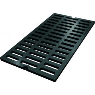 Дренажная водоотводная решетка чугунная AQUA-PROM арт.34073C