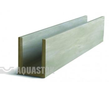 Ливневый лоток бетонный NORMA 100 N0/2 тип 2 арт.2010405