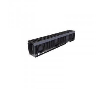 Ливневый канал PROFI PLASTIK (комплект. класс нагрузки Е600) арт.1101
